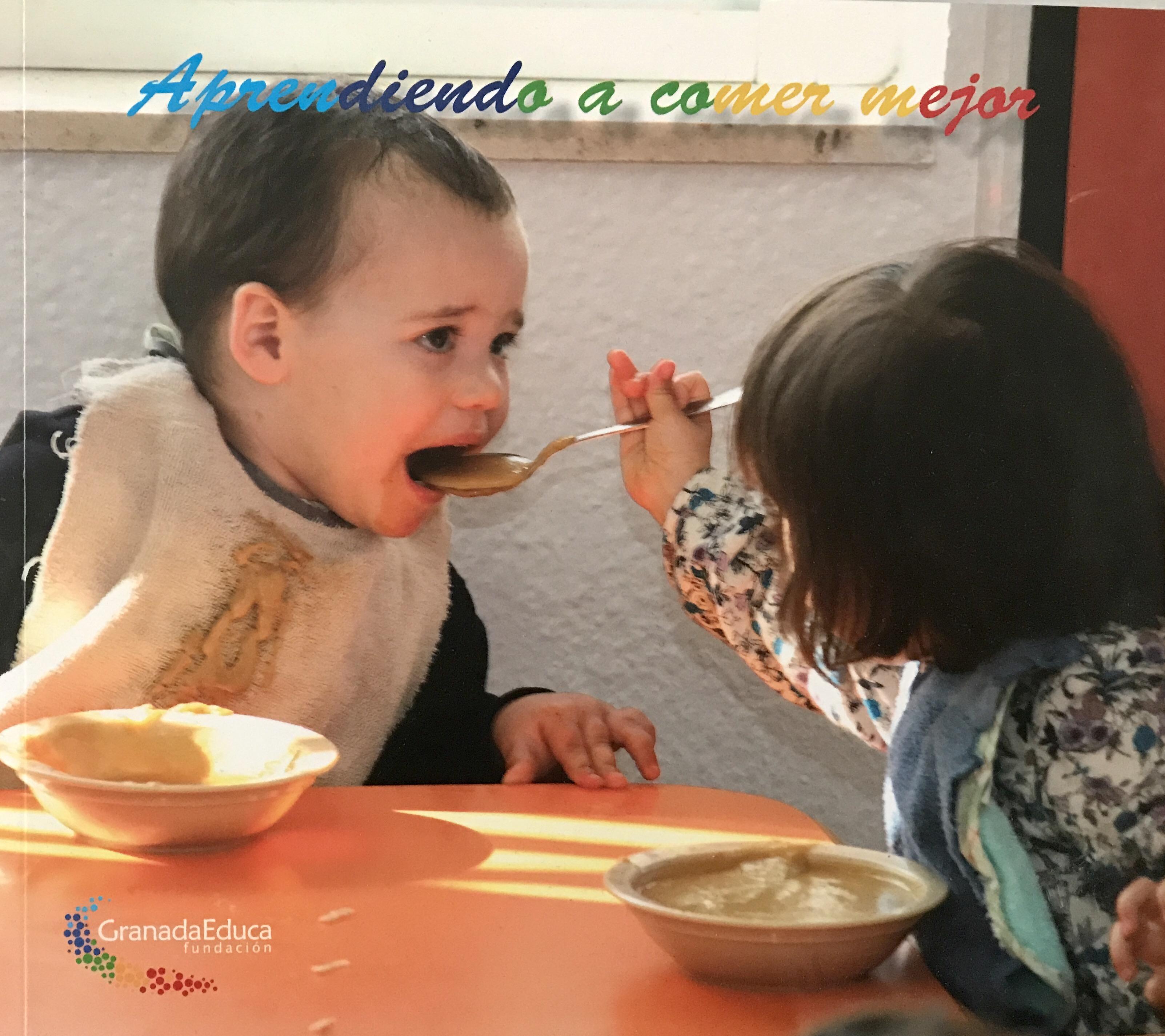 Aprendiendo a comer mejor fundacion Granada Educa